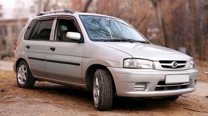 Самые востребованные запчасти для Mazda Demio